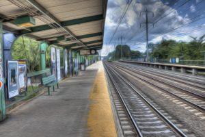Princeton Junction Train Station