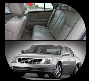 Bird Limousine Cadillac DTS Fleet